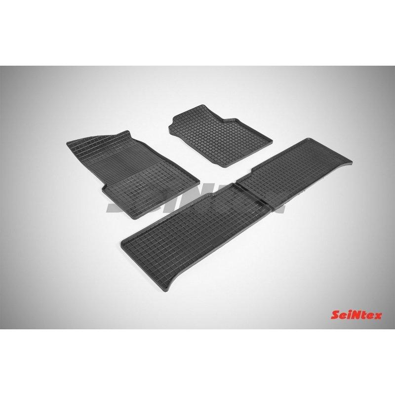 Резиновые коврики сетка UAZ PATRIOT