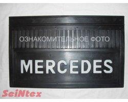 Брызговики для Mercedes-Benz ACTROS (задние)