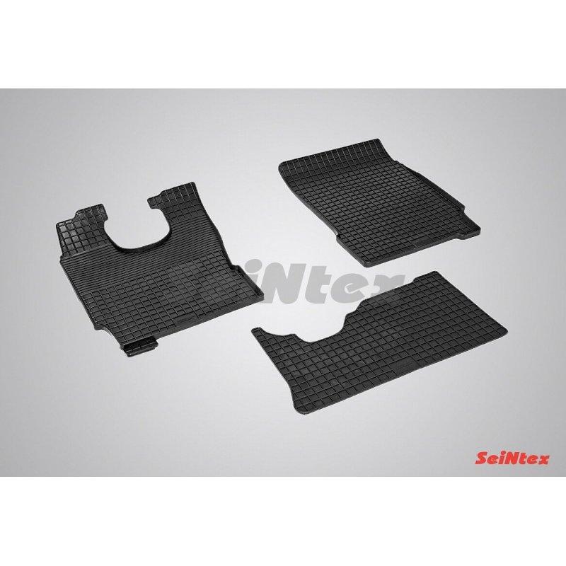 Резиновые коврики сетка Iveco Eurocargo
