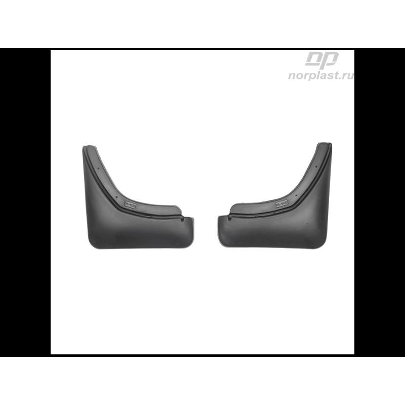 Брызговики для Audi Q3 (задние)