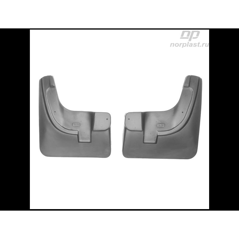 Брызговики для Changan CS35 (2012) (передние) пара