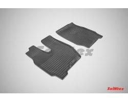 Резиновые коврики сетка Iveco STRALIS