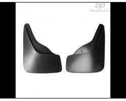 Брызговики для Chevrolet Aveo (2013) SD (задние) пара
