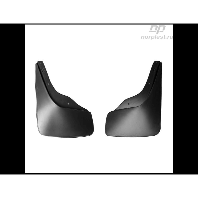Брызговики для Chevrolet Aveo (2013) HB (задние) пара