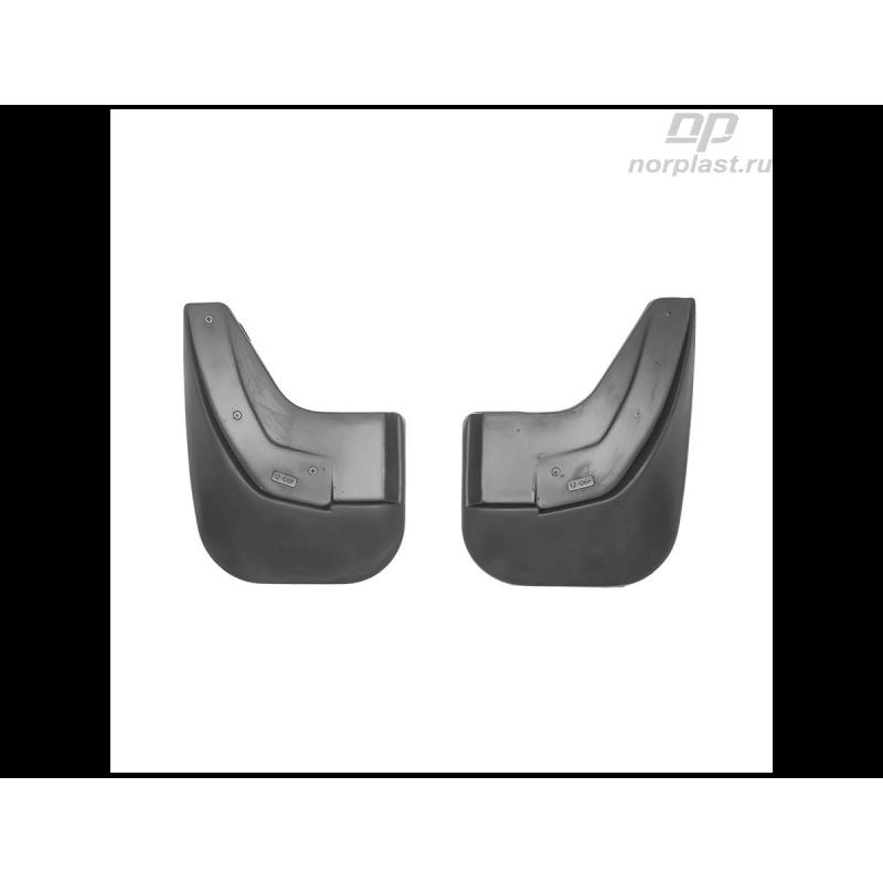 Брызговики для Chevrolet Captiva (2013) (передние) пара