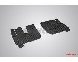 Резиновые коврики сетка Iveco STRALIS 450ES