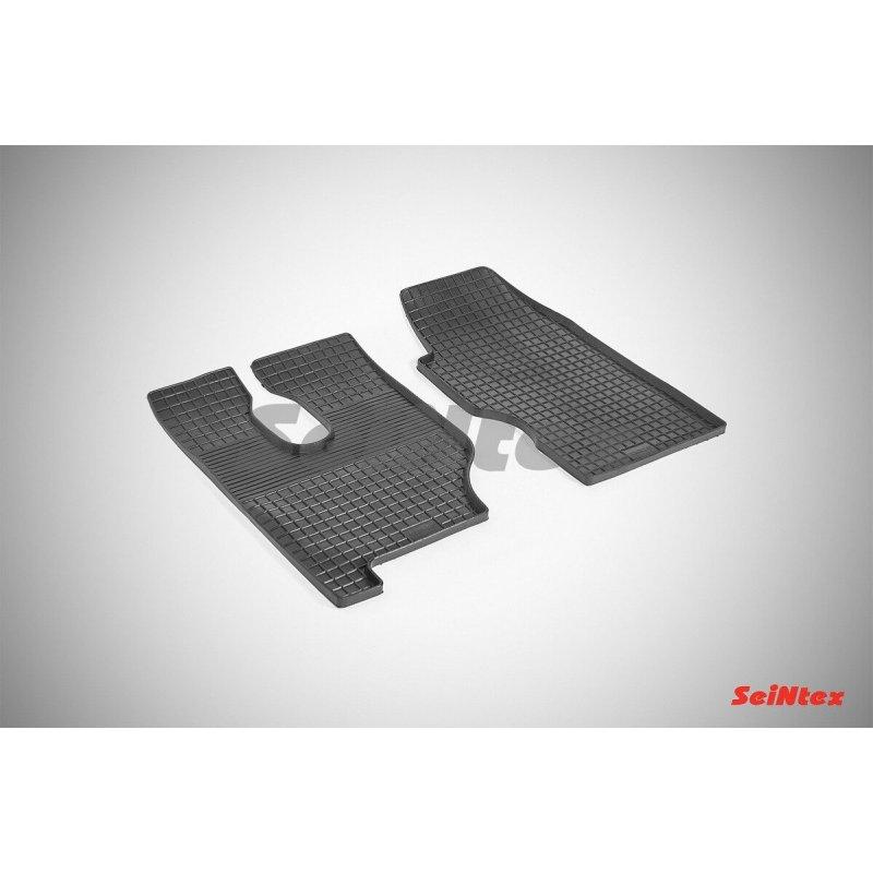 Резиновые коврики сетка Mercedes-Benz ACTROS