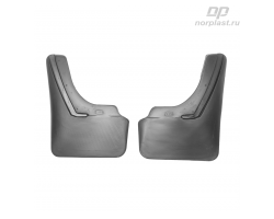 Брызговики для Chevrolet Tahoe (2014) (задние) пара