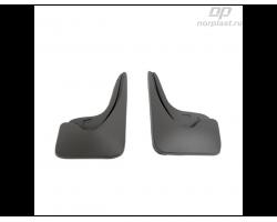 Брызговики для Citroen C4 (2010) HB (задние) пара