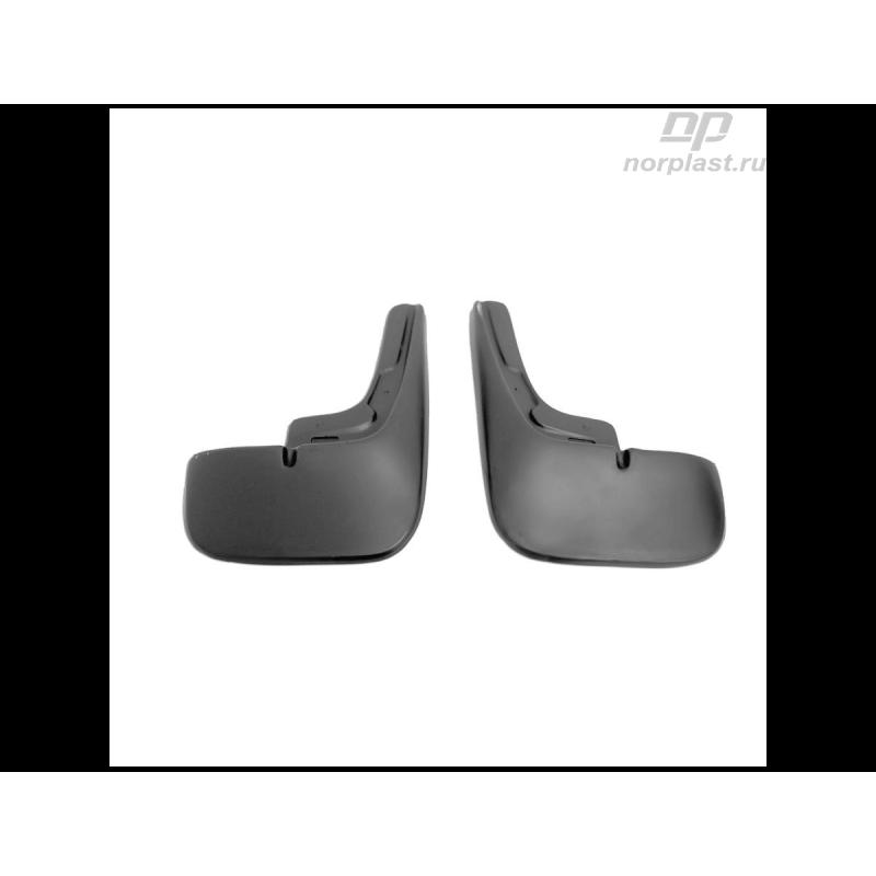 Брызговики для Citroen Jumper (2006) (без расширителей арок) (задние) пара