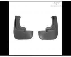 Брызговики для Citroen Jumper (2006) (с расширителями арок) (задние) пара