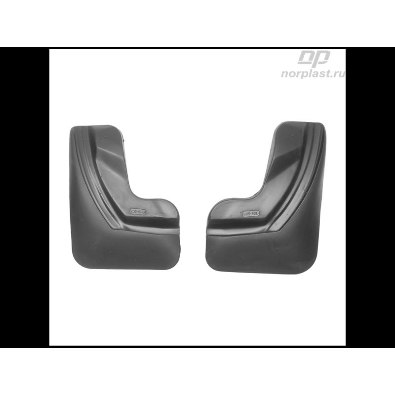 Брызговики для Faw Oley (2014) SD (задние) пара