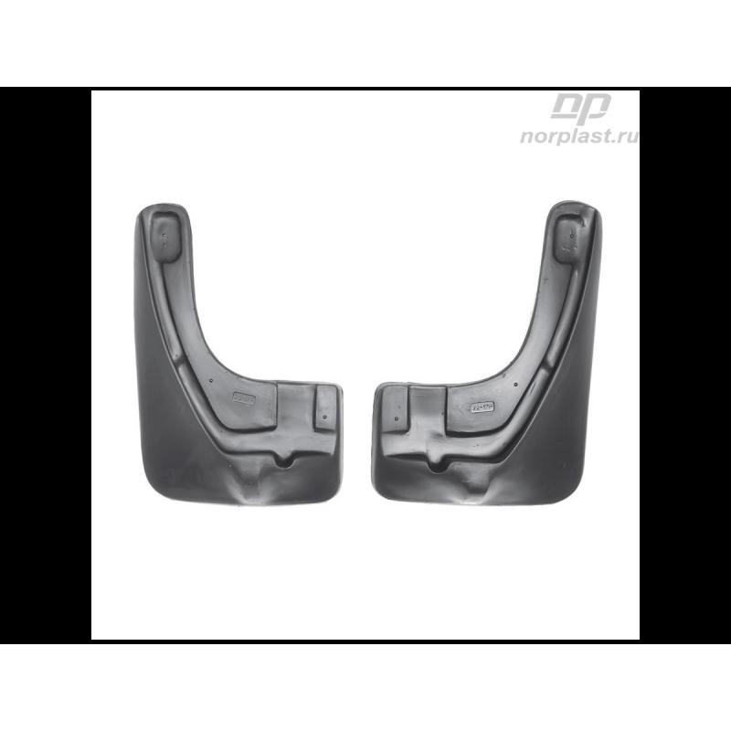 Брызговики для Ford Focus II (2008-2013) (SD