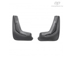 Брызговики для Ford Focus III (2013) SD (задние) пара