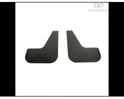 Брызговики для Fiat 500 (плоские) пара