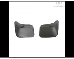 Брызговики для Fiat Albea (2002) (передние) пара