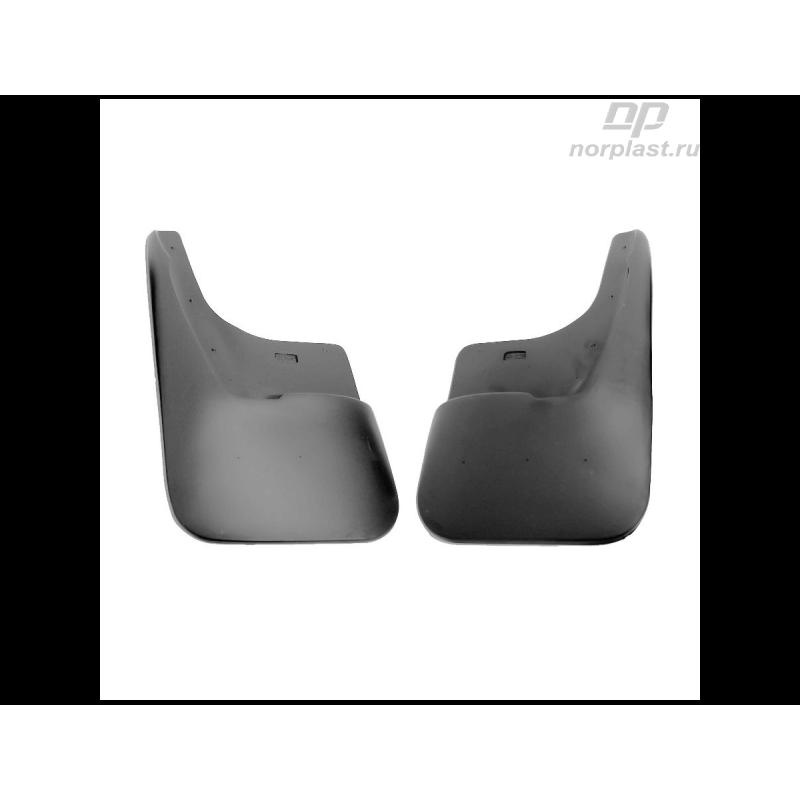 Брызговики для Fiat Albea (2002) (задние) пара