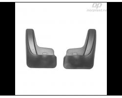 Брызговики для Kia Rio (2011) (RUS(QB) HB (задние) пара