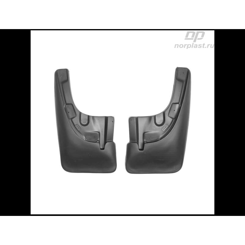 Брызговики передние для LIFAN X60 (2011)
