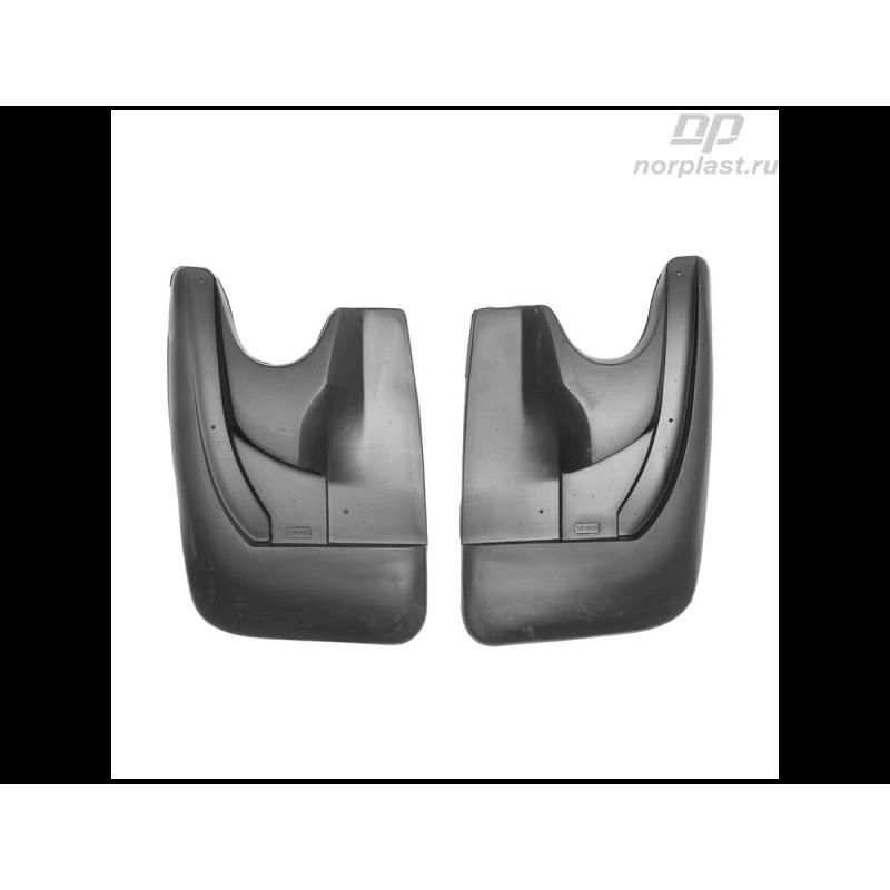 Брызговики задние для LIFAN X60 (2011)