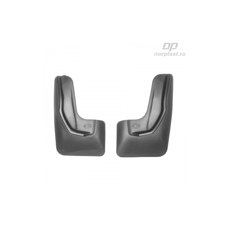 Брызговики задние для MERCEDES A-Class (W176) HATCHBACK (2012)