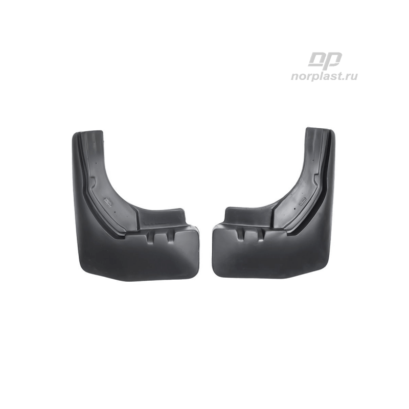 Брызговики задние для MERCEDES GL-Class (Х166) AMG (2012)