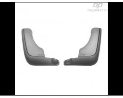 Брызговики передние для NISSAN TERRANO (2WD/4WD) (2014)
