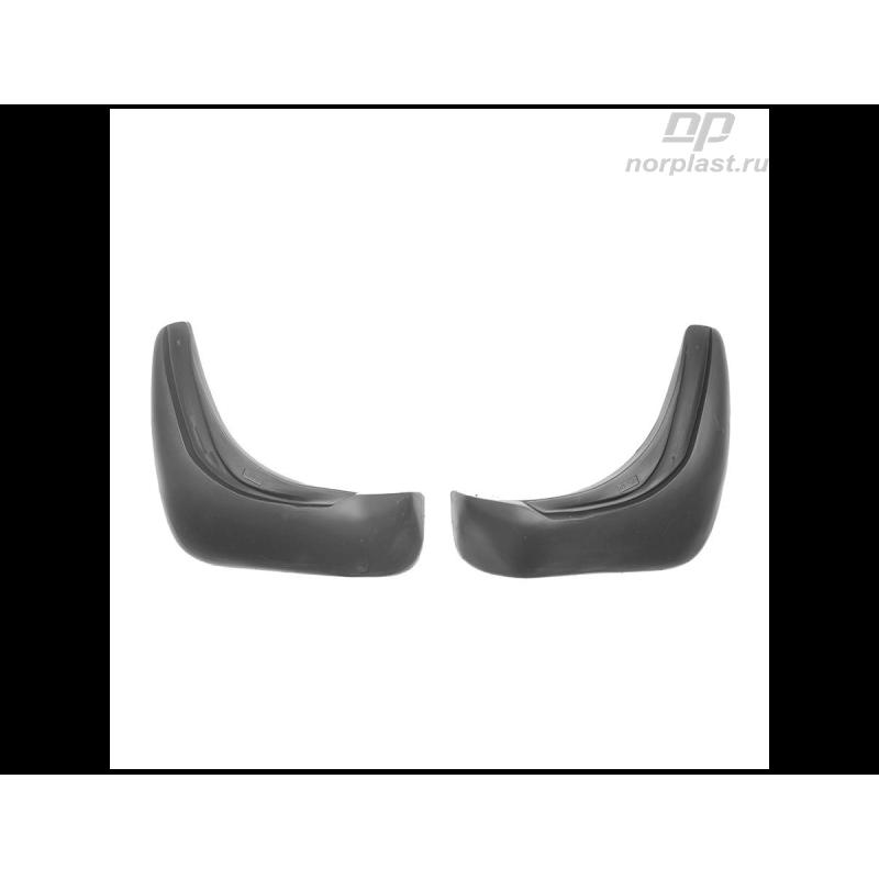 Брызговики задние для NISSAN TERRANO (2WD/4WD) (2014)