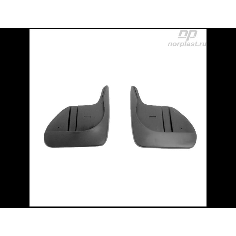 Брызговики передние для PEUGEOT 408 (2013)