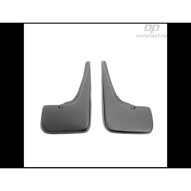 Брызговики передние для PEUGEOT BOXER (2006) (без расширителей арок)