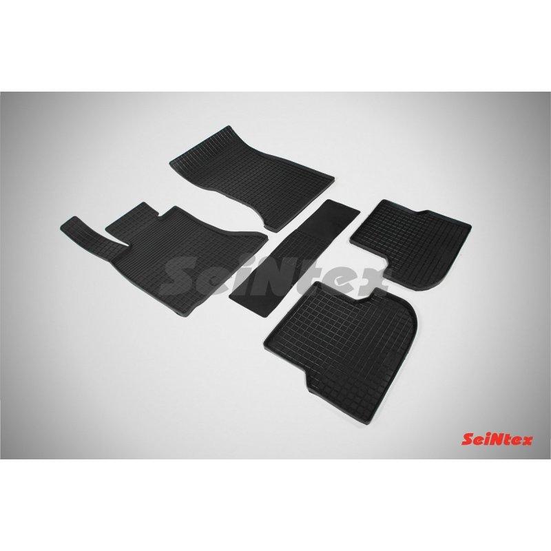 Резиновые коврики сетка BMW 5 Ser F-10 2013