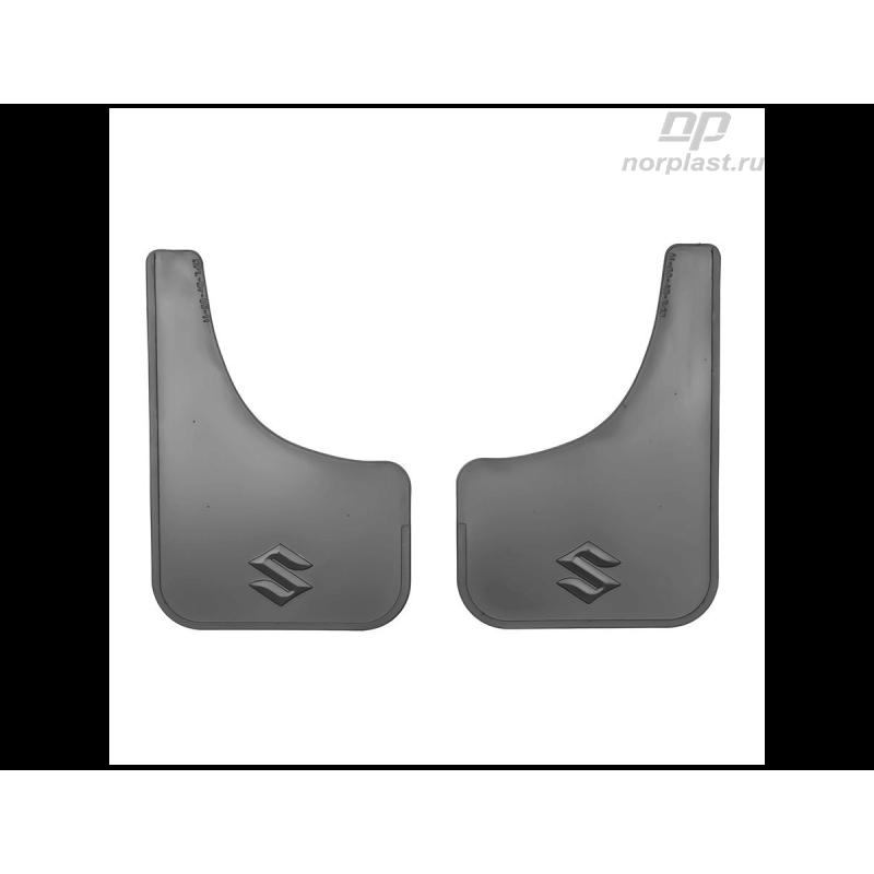 Брызговики плоские для SUZUKI SX4 (малый)