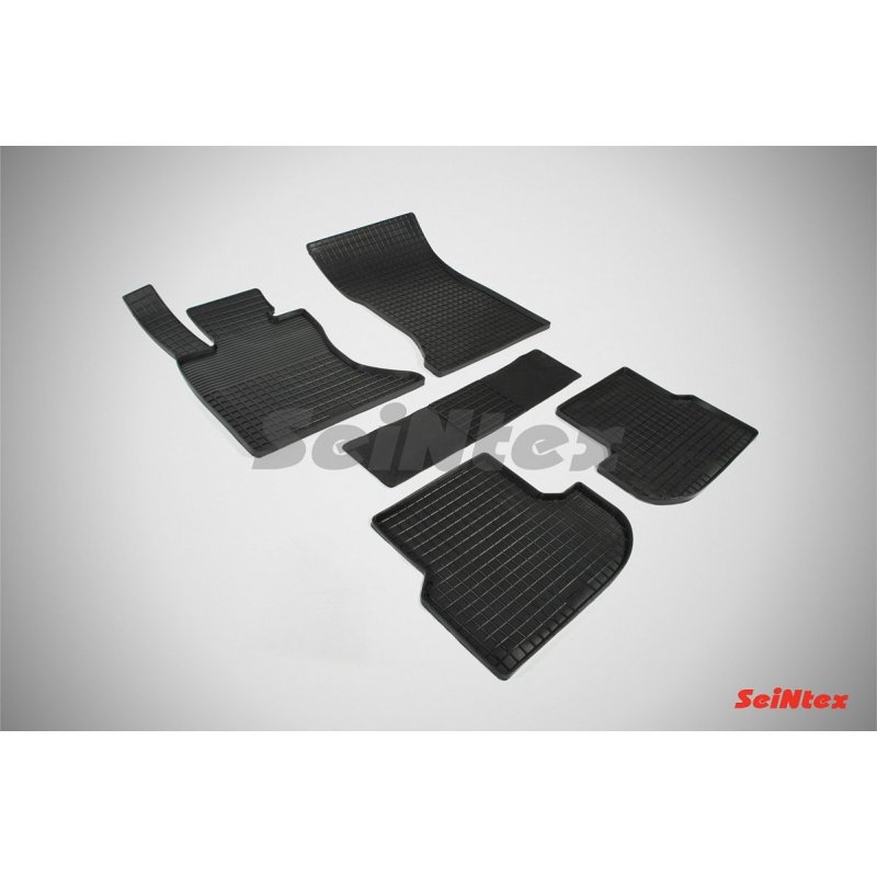 Резиновые коврики сетка BMW 5 Ser F-10 4WD