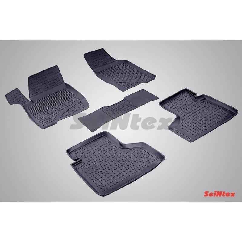 Резиновые коврики высокий борт CHEVROLET NIVA