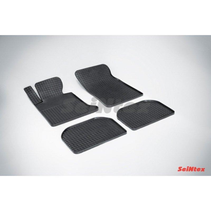 Резиновые коврики сетка BMW 7 Ser E-38