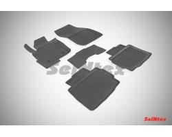 Резиновые коврики высокий борт Ford Mondeo V