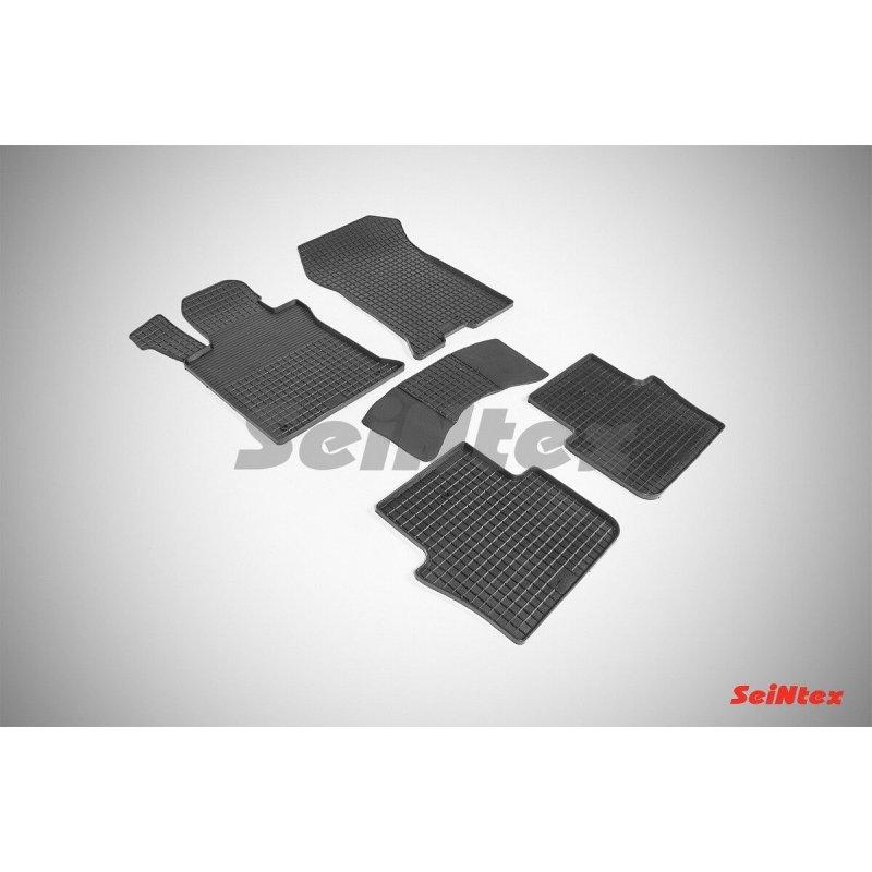 Резиновые коврики сетка Acura TLX (2.4)