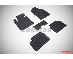 Резиновые коврики высокий борт KIA Picanto