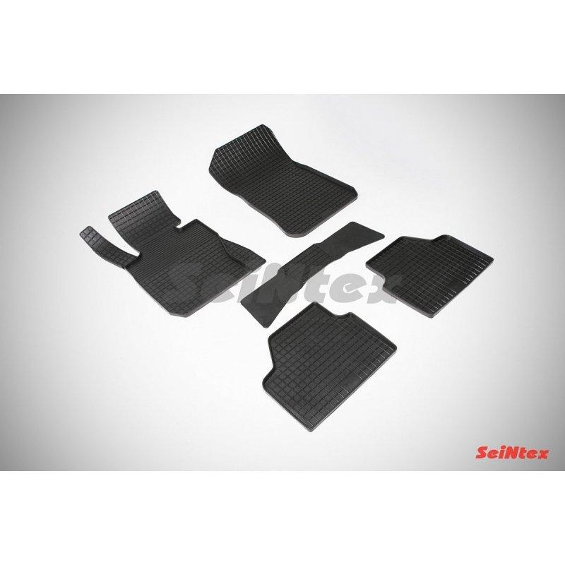 Резиновые коврики сетка BMW X-1 E-84