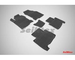 Резиновые коврики высокий борт LEXUS NX