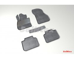 Резиновые коврики сетка BMW X-1 F-48