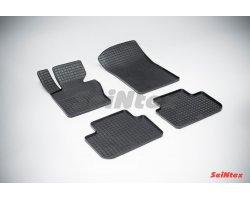 Резиновые коврики сетка BMW X-3 E-83