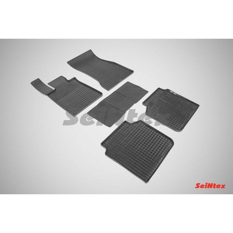 Резиновые коврики сетка BMW X4 F-26