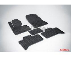 Резиновые коврики сетка BMW X-5 E-53