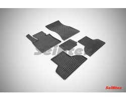 Резиновые коврики сетка BMW X5 F-15