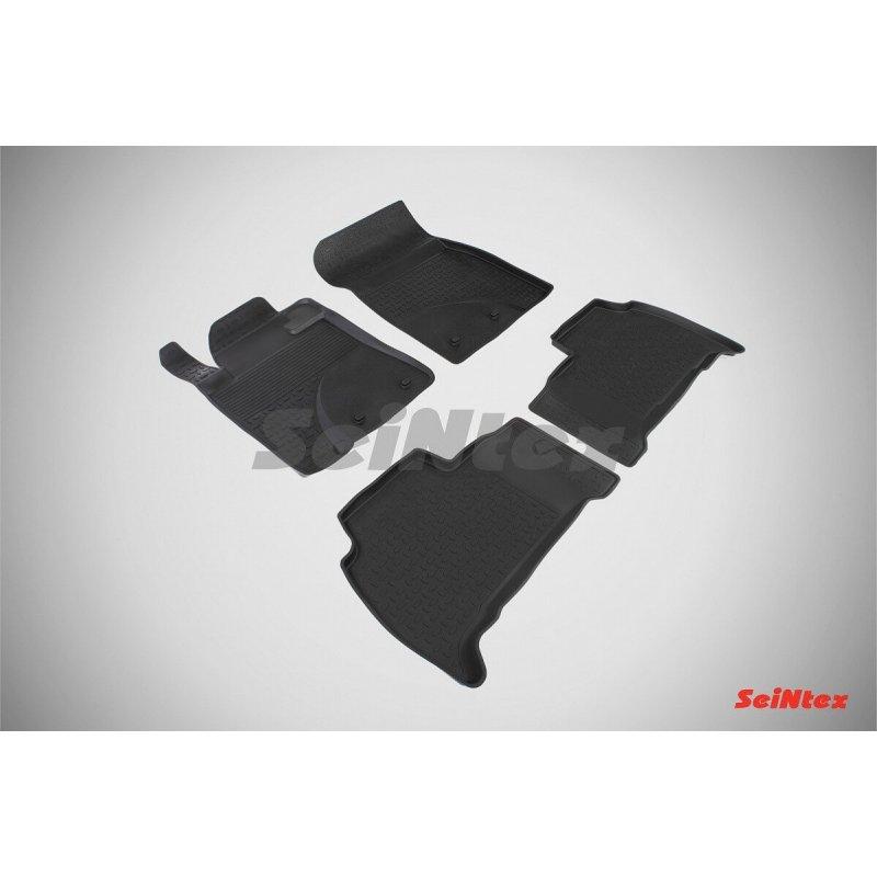 Резиновые коврики высокий борт TOYOTA LAND CRUISER 200