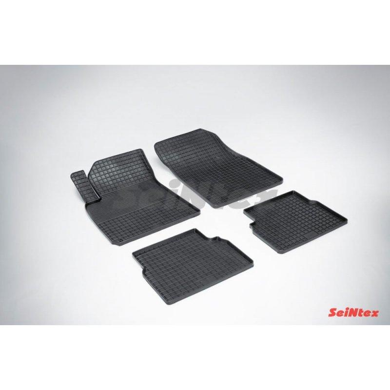 Резиновые коврики сетка Cadillac BLS