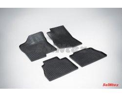Резиновые коврики сетка Cadillac Escalade II