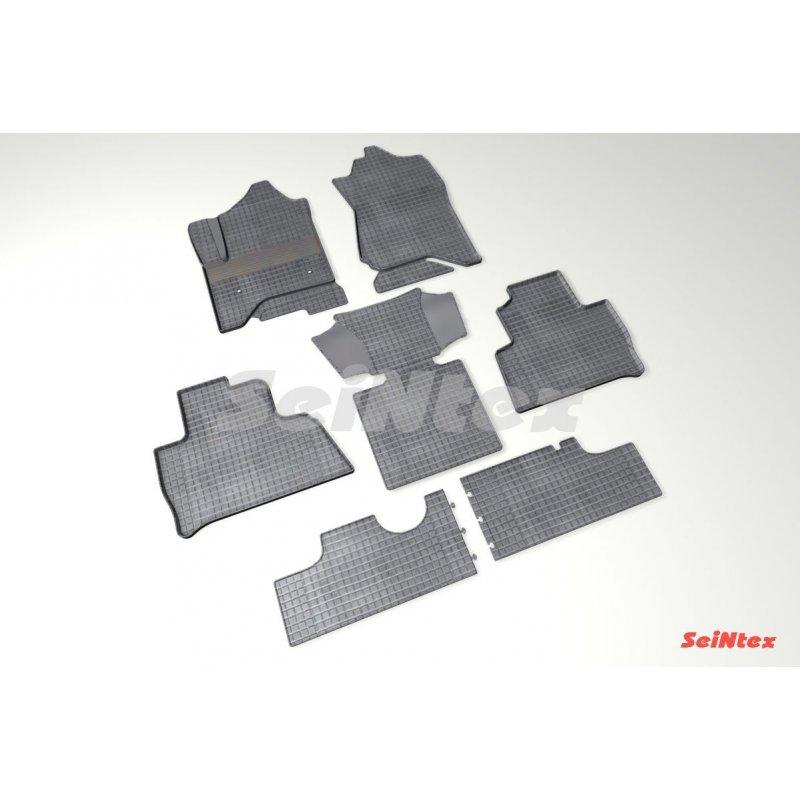 Резиновые коврики сетка Chevrolet Tahoe IV