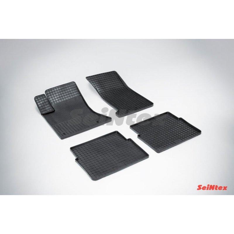 Резиновые коврики сетка Cadillac SRX
